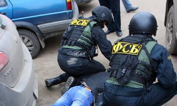 ФСБ задержала жителя Крыма за участие в боевых