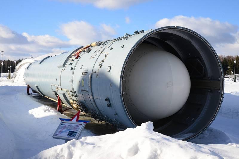 Первыми носителями гиперзвуковых блоков «Авангард» станут МБР производства СССР