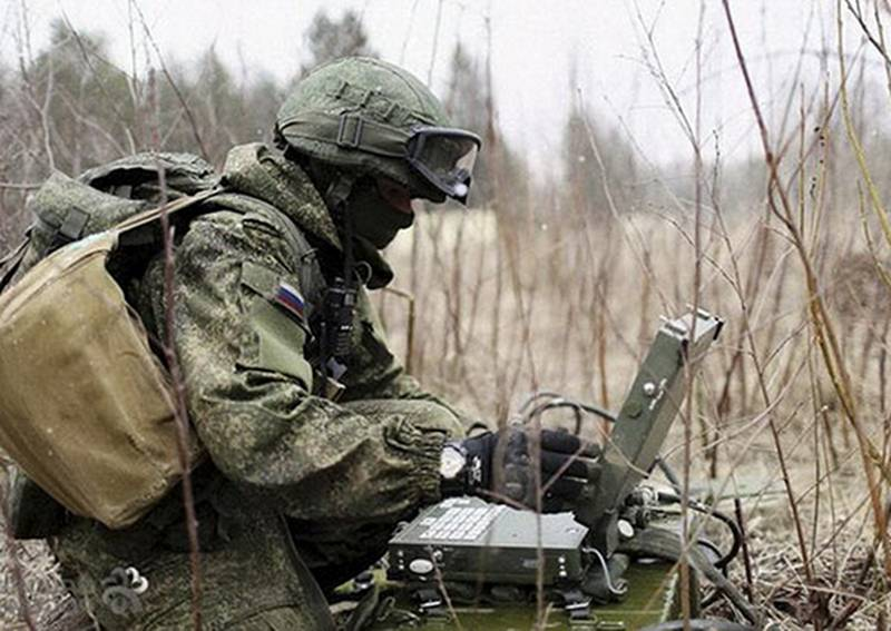 In the exercise near Chelyabinsk, the personnel of the Central Military District applied the latest intelligence stations.
