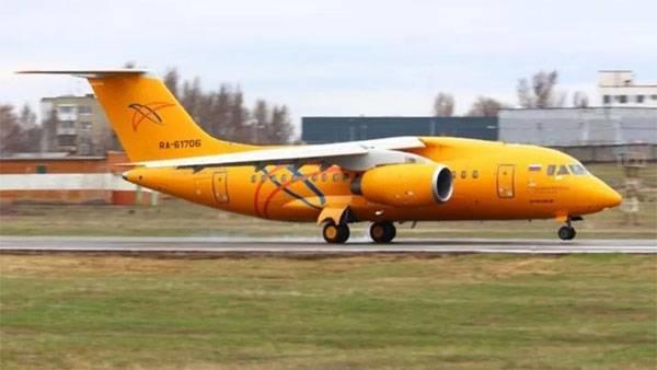 """Rostransnadzor a """"atterri"""" tous les An-148 après un contrôle imprévu"""