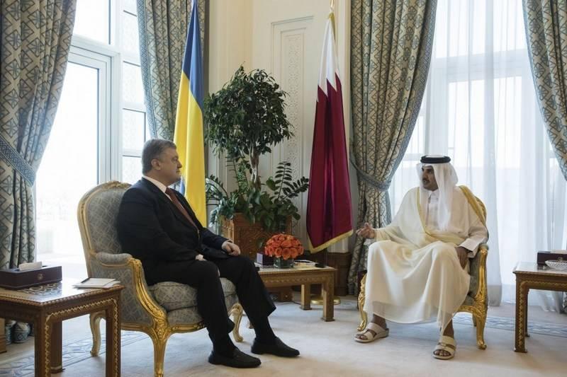 """Poroshenko ha encontrado otra oportunidad """"única"""" para deshacerse del gas ruso"""