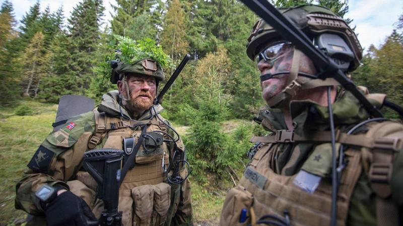 Норвегия обеспокоена «агрессией» РФ у собственных границ
