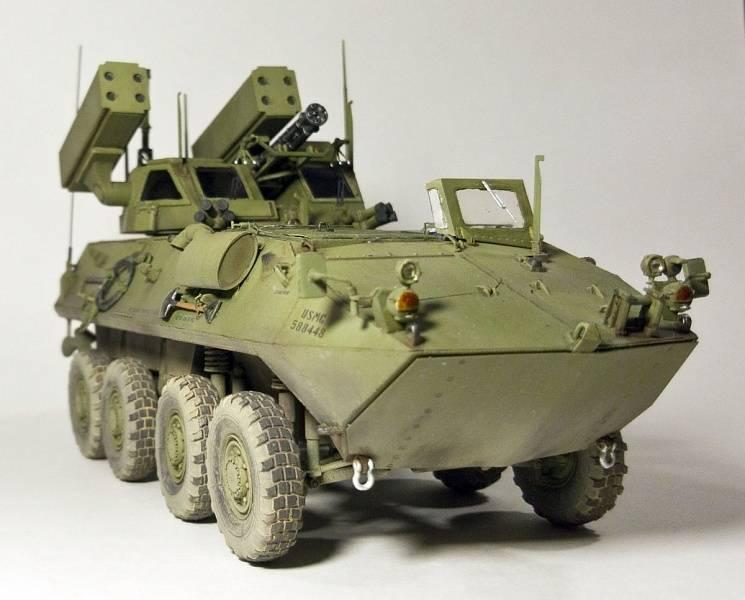 캐나다 언론 : 오타와는 사우디에 강력한 무기를 장착 한 장갑 차량을 공급합니다.
