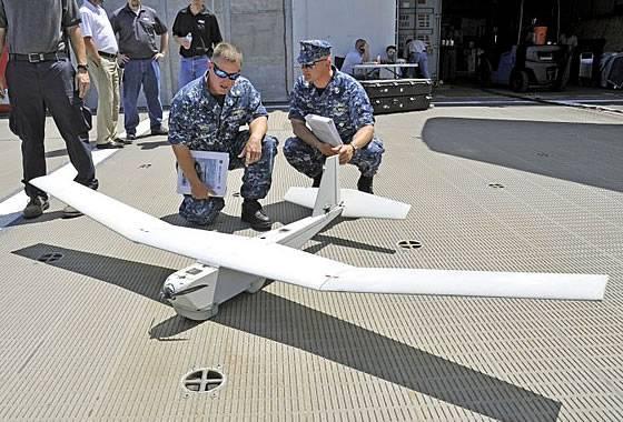 Os Estados Unidos fornecerão os drones Puma 2AE para o Egito