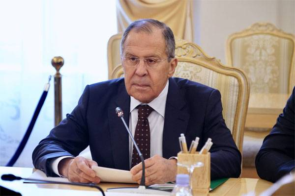 The media announced that Lavrov allegedly going to leave the post of Foreign Minister of the Russian Federation
