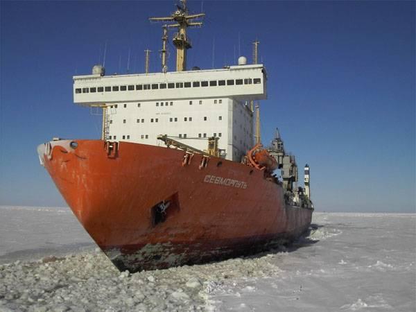 是否禁止外国船只沿北海航线运输矿物?