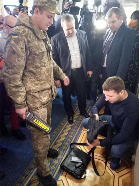 Lutsenko,指的是Savchenko:你不得不炸毁Zakharchenko