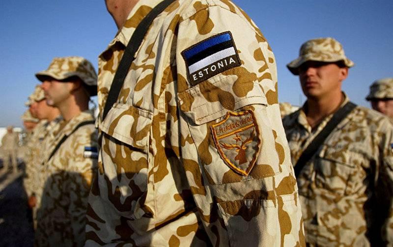 Estônia envia cinquenta soldados para ajudar os franceses no Mali