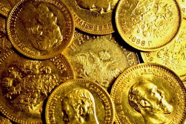 Кто украл золото Российской империи