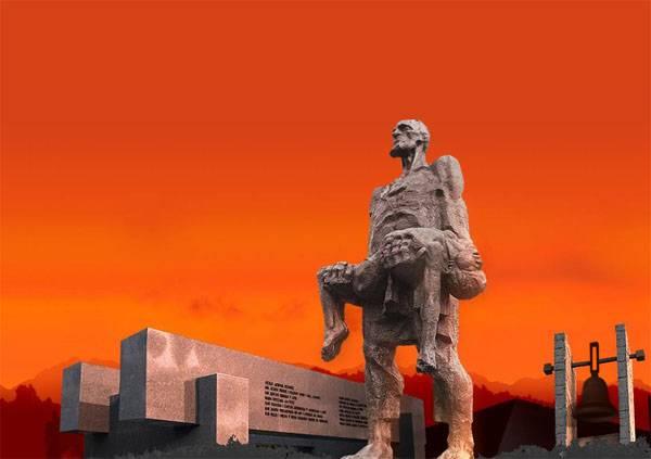 Чтобы помнили. 75 лет со дня трагедии в Хатыни
