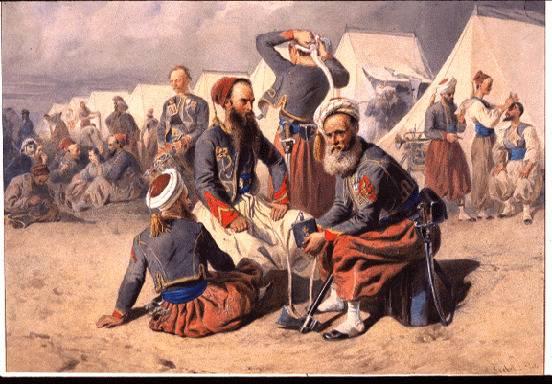 ポールブルガリアが「解放」した方法