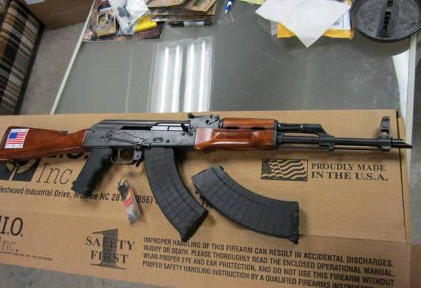 """American manufacturer AK suspected of """"ties with Putin's allies"""""""