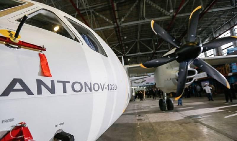 """Ukraynalı şirketler grubu """"Antonov"""" Belarus üzerinden Rusya pazarına girecek"""