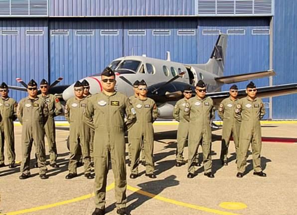 La Marina filippina riceve il secondo aereo giapponese King Air
