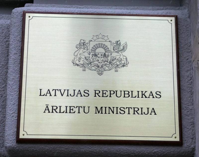 라트비아는 여러 러시아 외교관을 파견 할 계획이다.