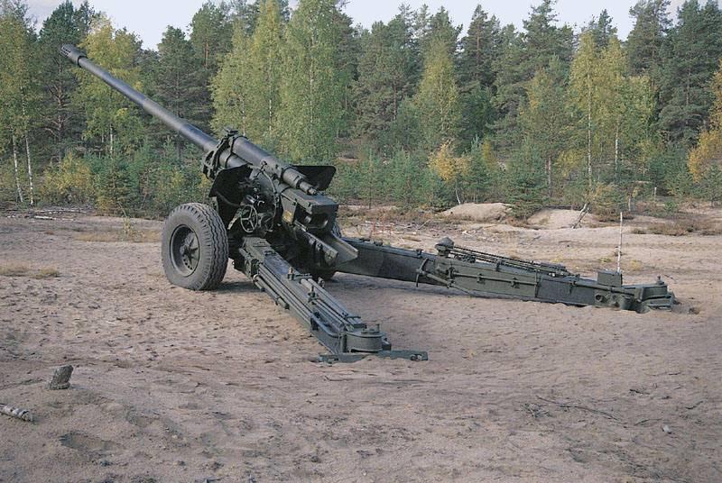 Indien modernisiert sowjetische 130-M-Kanone M-46