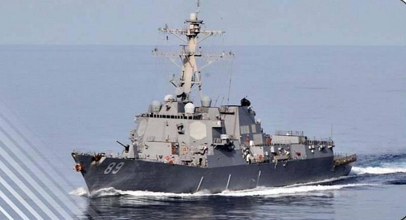 Китай обвинил США в нарушении суверенитета