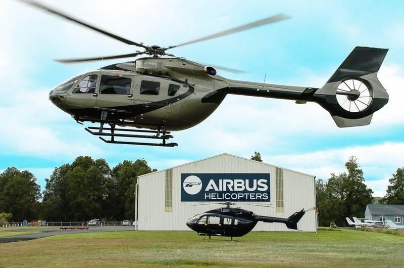Ukrayna kendi üretimlerini yapmak yerine Fransız helikopterleri satın alacak