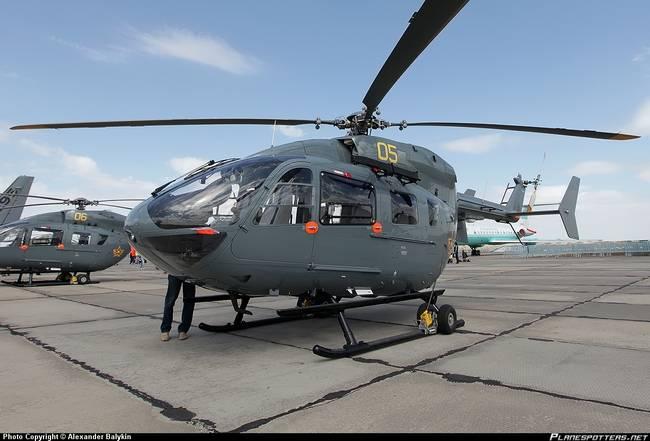 Аваков договорился сФранцией опокупке 55 вертолетов для своей новой службы