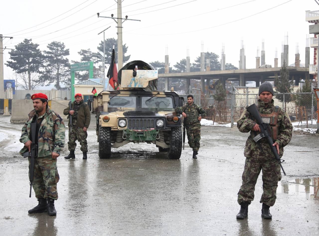 Лавров: США непожелали участвовать вмосковской конференции поАфганистану
