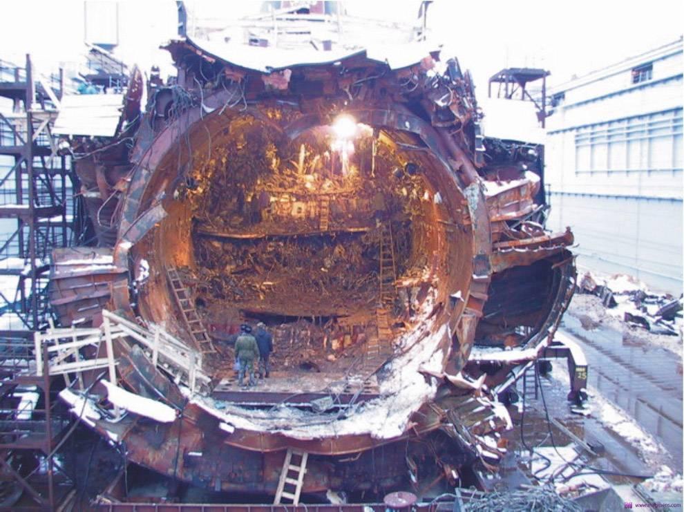 Одна русская торпеда «Кит» способна потопить авианосец— Разработчик