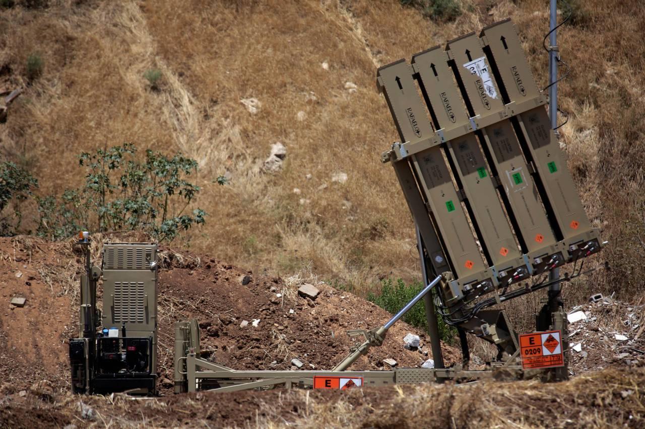 Армия Израиля поошибке задействовала батареи ПРО награнице сектора Газа