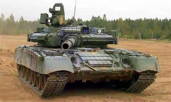 """Die tödliche """"Cobra"""" auf T-80BV ist eine """"zahnlose"""" geworden"""