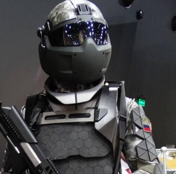 """""""Warrior"""" receberá um capacete de pressão altamente inteligente"""