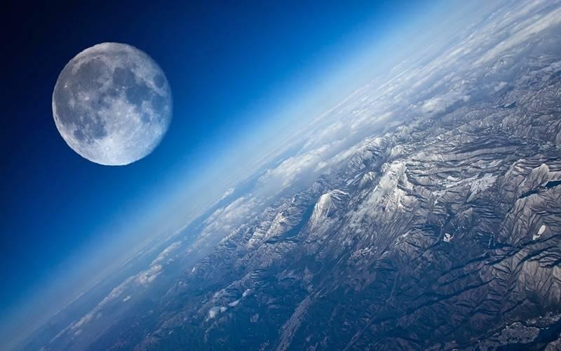 워싱턴은 달의 소유를 선언했다.