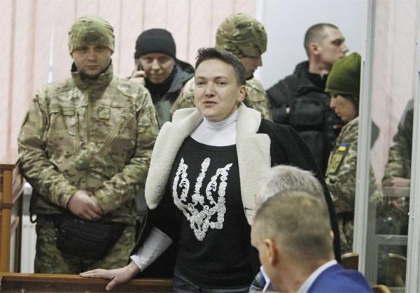 """ऑपरेशन """"उपाय""""। Lutsenko: Savchenko हमारी सूची में अंतिम नहीं होगा"""