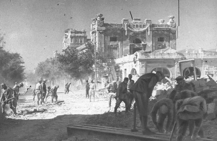 Demônios no Mar Negro: os crimes pouco conhecidos dos nazistas na área de Novorossiysk. Parte do 8. Final