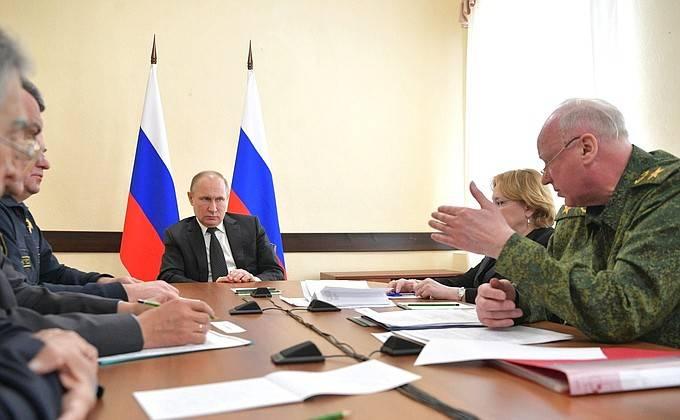 Путин в Кемерово: Справку без денег не получить, а за деньги подпишут что угодно