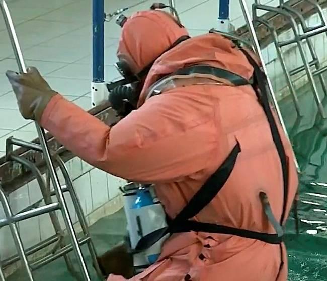 """Denizaltı """"SSP-M"""" nin kurtarma teçhizatı yıl sonuna kadar kabul edilecek."""