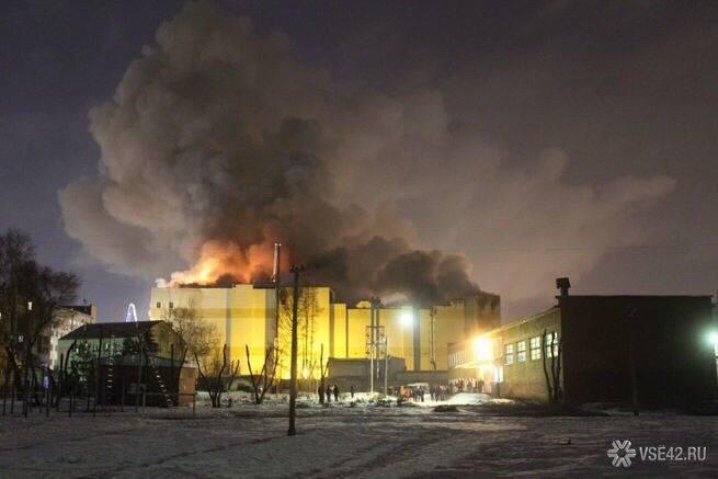 """Обнаружен источник фейка о """"более 300"""" погибших в Кемерово"""