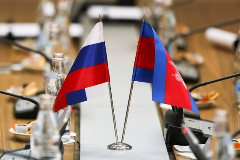 러시아 정부, 캄보디아와 군사 협력 협정 체결