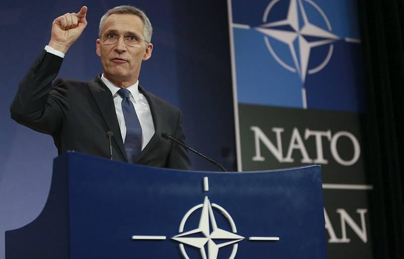 नाटो 10 लोगों पर गठबंधन के साथ रूसी मिशन की संरचना को कम करता है