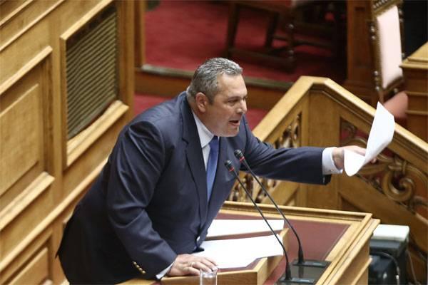 """Ministero della Difesa della Grecia: nome """"Macedonia""""? Tale paese non può essere sulla mappa del mondo"""