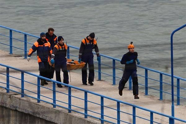 L'enquête sur le crash du Tu-154 du ministère de la Défense de la Fédération de Russie a de nouveau été prolongée