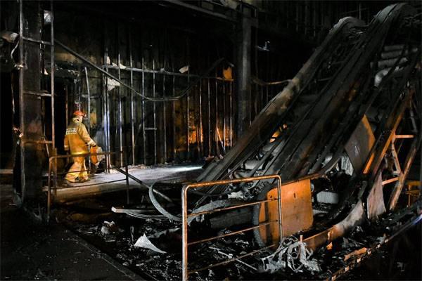 В Кемерово начались церемонии прощания с жертвами пожара в ТЦ