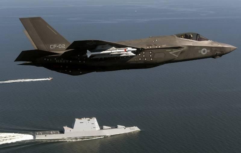 US Navy: F-35C - fantastisches Flugzeug, trotz der Mängel