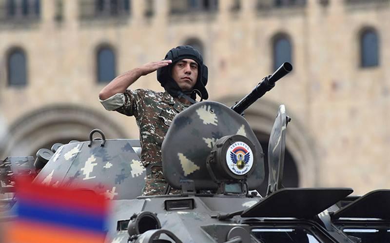 Ministério da Defesa da Armênia: apesar da ameaça de sanções, continuaremos a cooperação com a Rússia