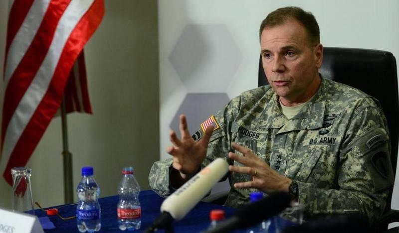 Hodges forderte die Rückkehr von Teilen der US-Armee in die baltischen Staaten