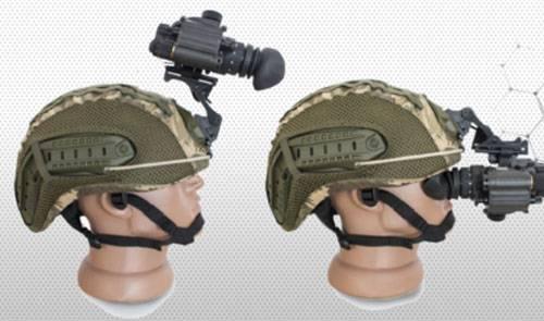 """Elmi corazzati """"Kaska-1M"""" appositamente per """"cyborg"""" consegnati alle forze armate dell'Ucraina"""