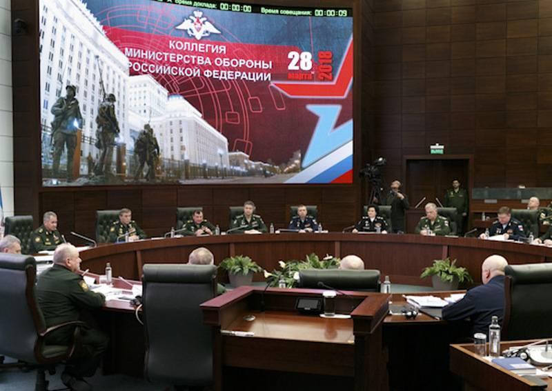 Шойгу: ВСРФ усовершенствовали методы индивидуальной работы своенными