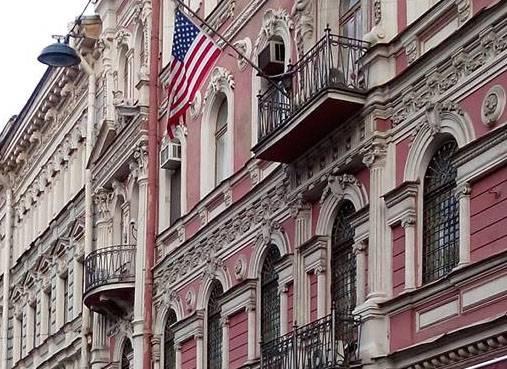 Ответные меры России на закрытие консульства в США