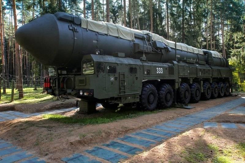 塔吉尔战略导弹部队在Yars PGRK进行了全面重新装备