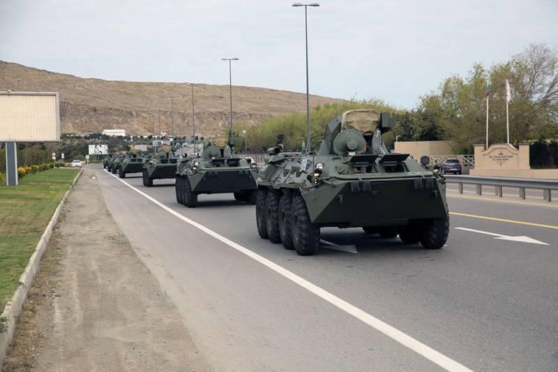 Bielorussia Prada in sciopero: l'Azerbaigian è scioccato dalla scarsa qualità delle armi russe