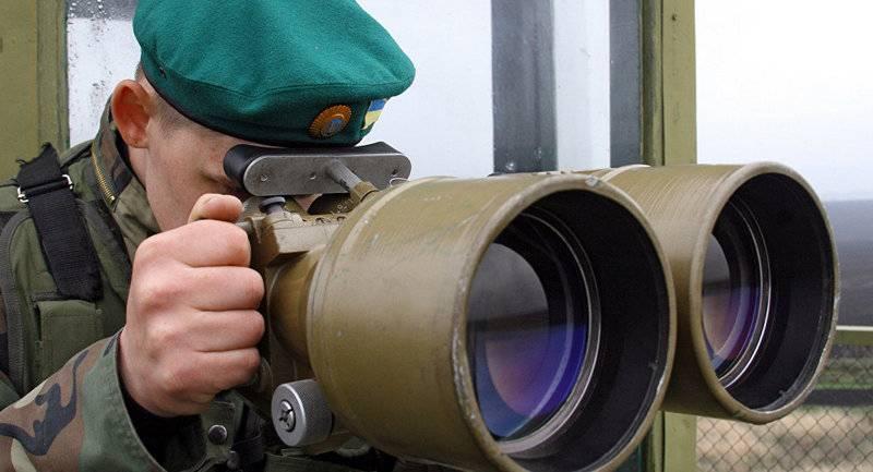 Guardas de fronteira ucranianos anunciaram o uso de armas a laser por milícias