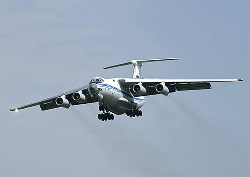 En la región de Riazán se realizaron ejercicios aéreos con aterrizaje masivo.