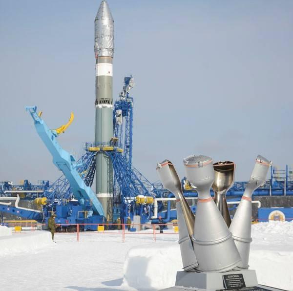 Kozmodromdan Plesetsk, askeri uyduyla bir roket fırlattı